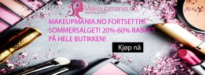 Makeupmania.no kampanje