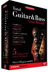 IK Multimedia Total Guitar & Bass Gear Bundle