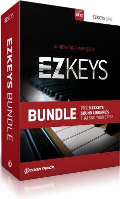 Toontrack EZ Keys Bundle