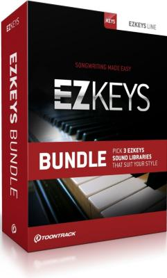 Toontrack EZ Keys Bundle