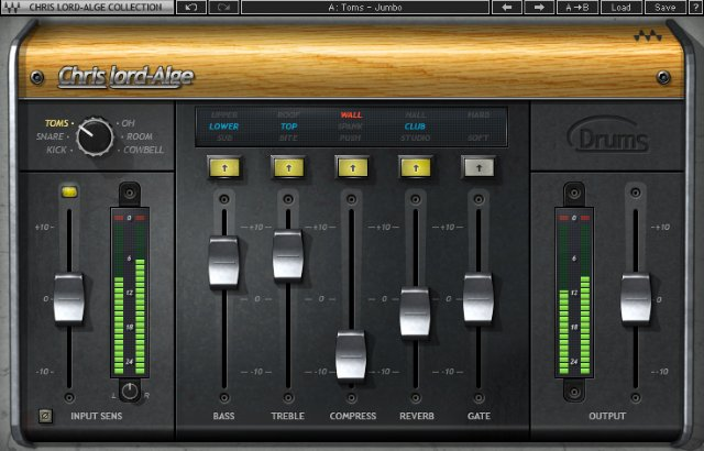 Waves CLA Drums