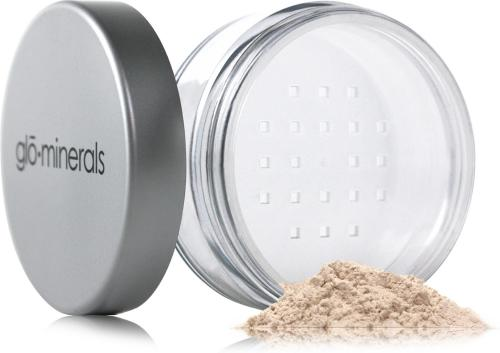 GloMinerals Loose Matte Transparent Finishing Powder