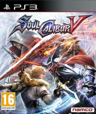 Soulcalibur V til PlayStation 3