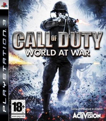 Call of Duty: World at War til PlayStation 3