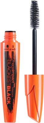 Wet n Wild MegaImpact Blackest Black Mascara