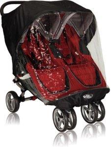 Baby Jogger City Regntrekk (Dobbel)