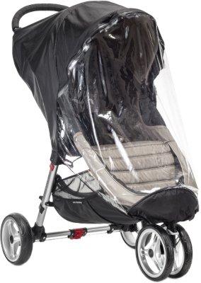 Baby Jogger City Mini/miniGT Regntrekk
