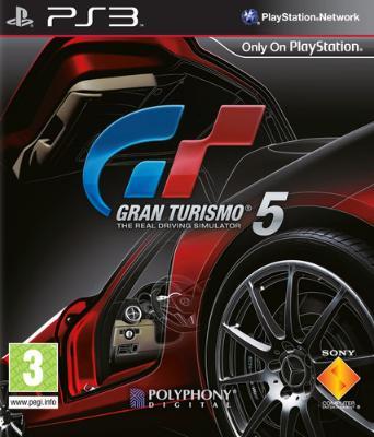 Gran Turismo 5 til PlayStation 3