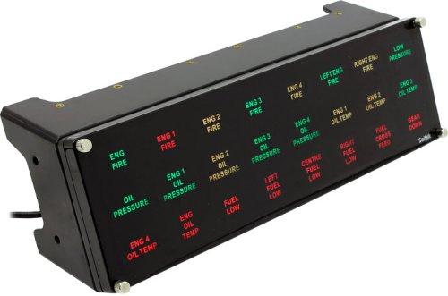 Saitek Pro Flight BIP Backlit Information Panel