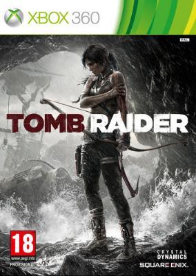 Tomb Raider  til Xbox 360