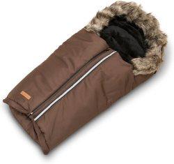 Vognpose med pelskant