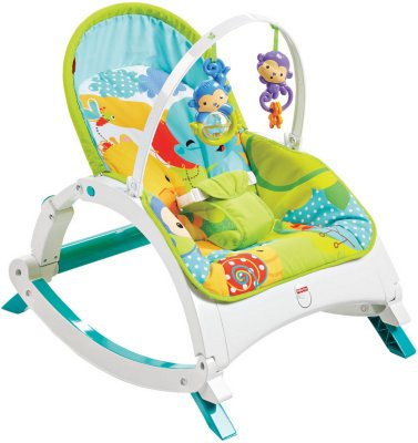 Fisher-Price Born to Toddler Vippestol