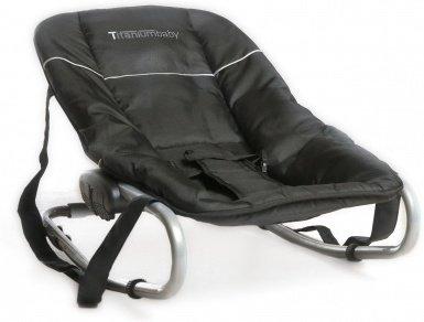Titanium Baby Vippestol