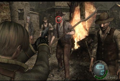 Resident Evil 4: Wii Edition til Wii