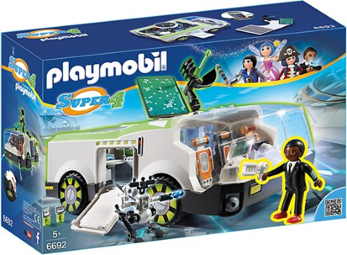 Playmobil Techno Chameleon with Gene