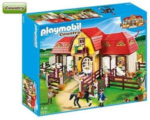 Playmobil Big Horse Ranch with Paddock 5221