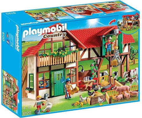 Playmobil Country Life
