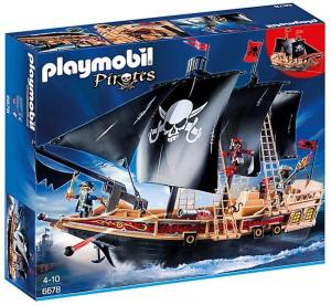 Playmobil Pirates Piratenes Kampskip