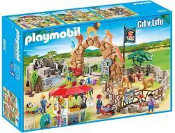 Playmobil City Life Stor Dyrehage 352-6634