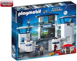 Playmobil City Action 6872 Police headquarter