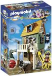 Playmobil Super 4, Kamuflert piratfort