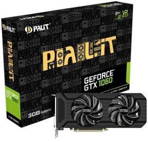 Palit GeForce GTX 1060 Dual 3GB