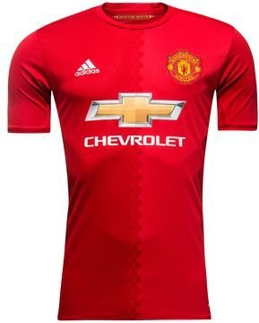 Adidas Manchester United Hjemmedrakt 2016/17