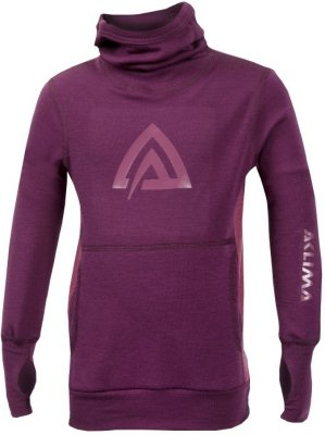 Aclima WarmWool Hood Sweater (Barn)