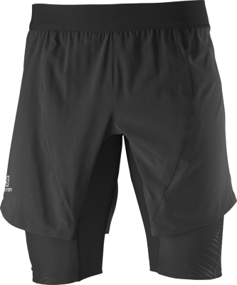 Salomon Endurance Twinskin Short (Herre)