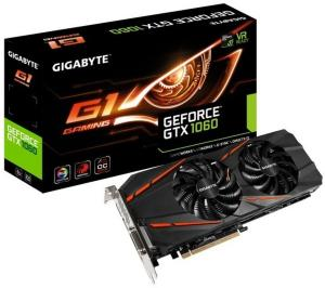 Gigabyte G1 Gaming 3G GeForce GTX 1060 3GB