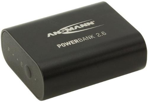 Ansmann 2.6 Powerbank