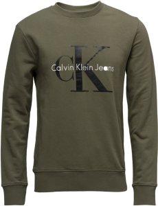 Calvin Klein Basic Monogram Logo Sweat