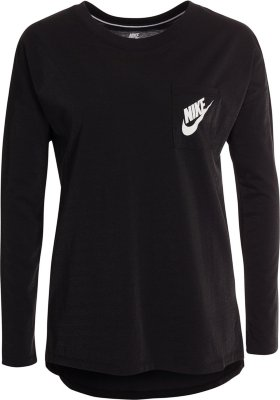 Nike Signal Long Sleeve Tee (Dame)