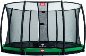 Berg Champion InGround 270 med Deluxe nett
