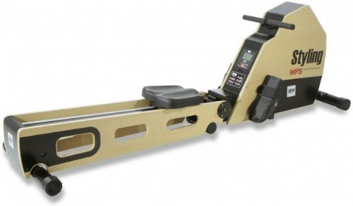 BH Fitness Rower Styling