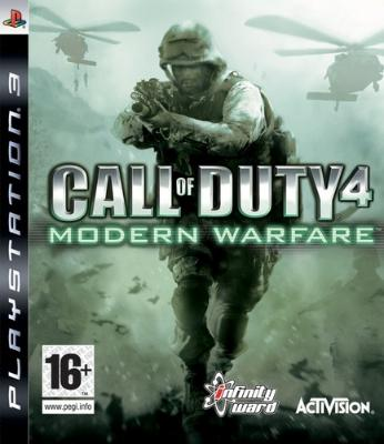 Call of Duty 4: Modern Warfare til PlayStation 3