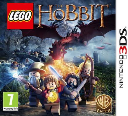 LEGO The Hobbit til 3DS