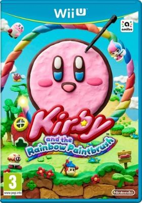 Kirby And The Rainbow Paintbrush til Wii U