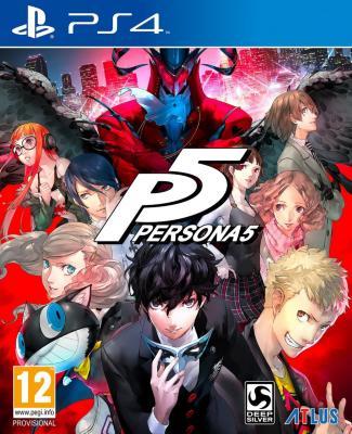 Persona 5 til Playstation 4