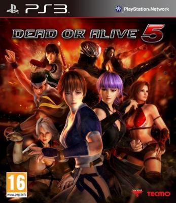 Dead or Alive 5 til PlayStation 3