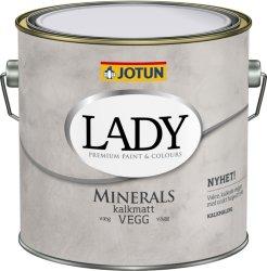 Jotun Veggmaling Lady Minerals Kalkmaling (3 liter)