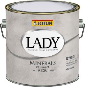 Lady Minerals Kalkmaling (2,7 liter)