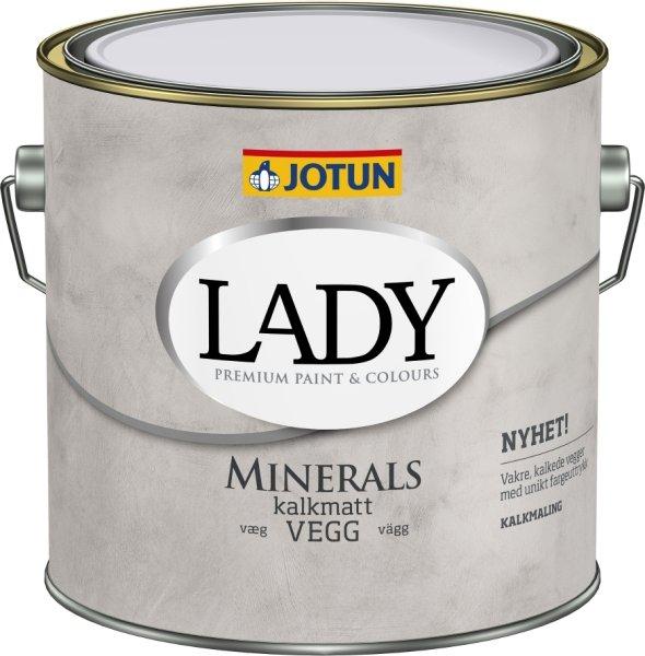 Jotun Lady Minerals Kalkmaling (2,7 liter)