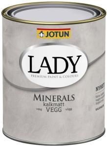 Jotun Veggmaling Lady Minerals Kalkmaling (0,7 liter)