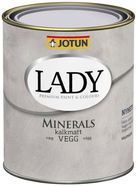 Jotun Lady Minerals Kalkmaling (0,68 liter)