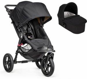 Baby Jogger City Elite inkludert Bag
