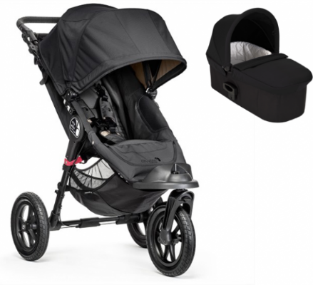 Baby Jogger City Elite inkludert Bag