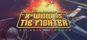 STAR WARS: X-Wing vs. TIE Fighter