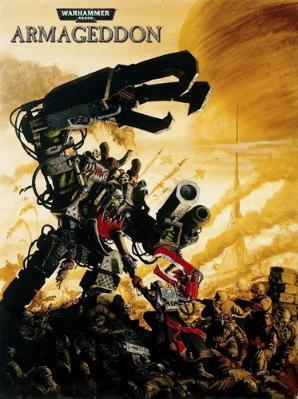 Warhammer 40,000: Armageddon til iPad