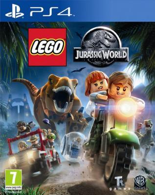 LEGO Jurassic World til Playstation 4